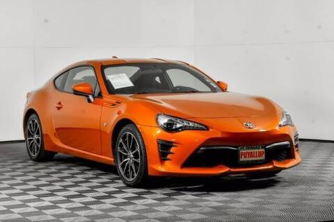 2017 Toyota 86 for sale at Chevrolet Buick GMC of Puyallup in Puyallup WA