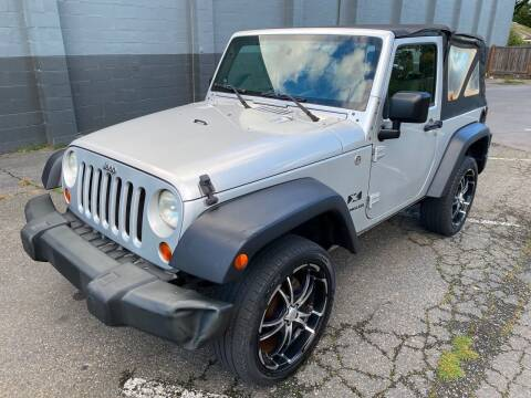 2007 Jeep Wrangler for sale at APX Auto Brokers in Lynnwood WA