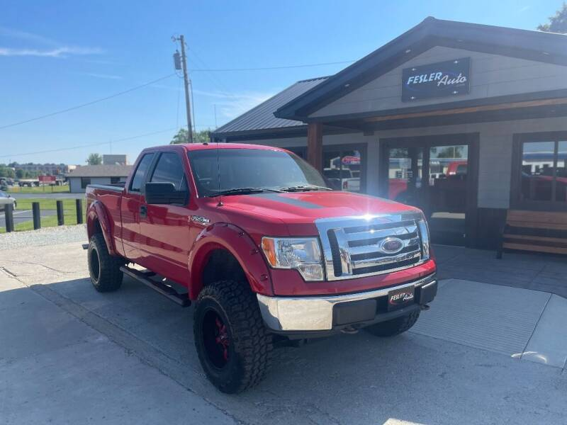 2009 Ford F-150 for sale in Pendleton, IN