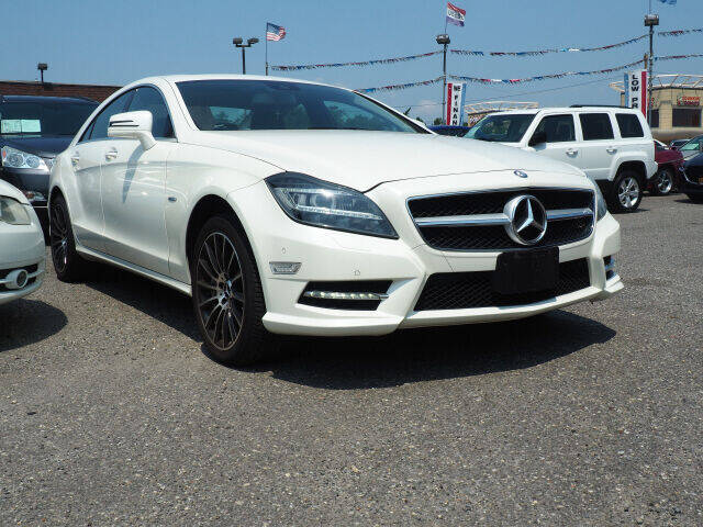 2012 Mercedes-Benz CLS for sale at Sunrise Used Cars INC in Lindenhurst NY