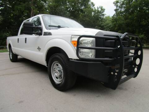 2012 Ford F-350 Super Duty for sale at Thornhill Motor Company in Hudson Oaks, TX