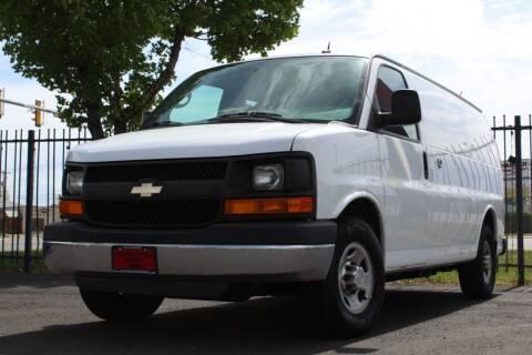 2014 Chevrolet Express Cargo for sale at Avanesyan Motors in Orem UT