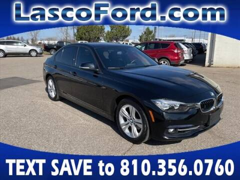 2016 BMW 3 Series for sale at Lasco of Grand Blanc in Grand Blanc MI