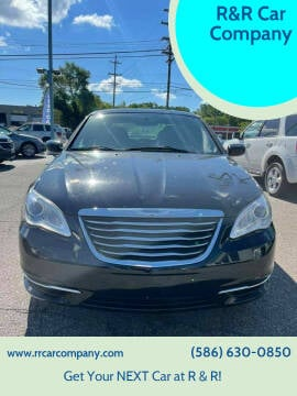 2011 Chrysler 200 for sale at R&R Car Company in Mount Clemens MI