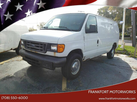 2006 Ford E-Series Cargo for sale at Frankfort Motorworks in Frankfort IL