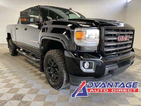 2018 GMC Sierra 2500HD for sale at Advantage Auto Direct in Kent WA