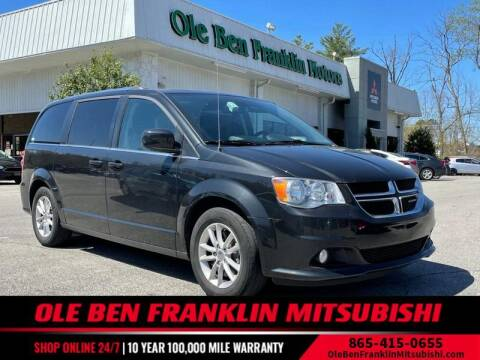 2019 Dodge Grand Caravan for sale at Ole Ben Franklin Mitsbishi in Oak Ridge TN