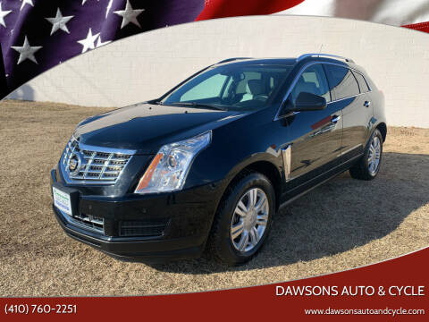 2013 Cadillac SRX for sale at Dawsons Auto & Cycle in Glen Burnie MD