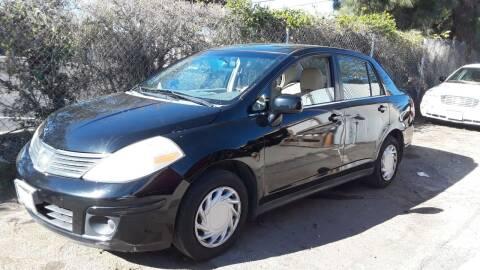 2007 Nissan Versa for sale at Goleta Motors in Goleta CA