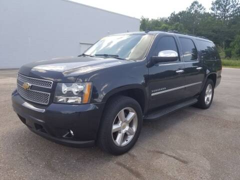 2011 Chevrolet Suburban for sale at Access Motors Co in Mobile AL