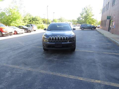 2014 Jeep Cherokee for sale at Heritage Truck and Auto Inc. in Londonderry NH