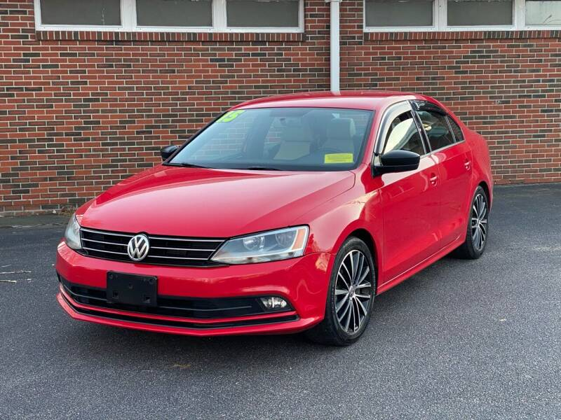 2015 Volkswagen Jetta for sale at Eagle Auto Sales LLC in Holbrook MA