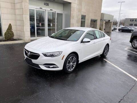 2018 Buick Regal Sportback for sale at Cappellino Cadillac in Williamsville NY