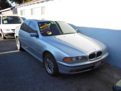 1997 BMW 5 Series for sale at Top Notch Auto Sales in San Jose CA