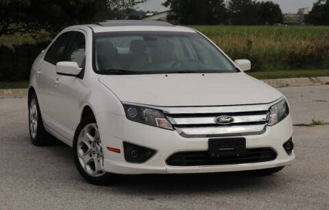 2012 Ford Fusion for sale at Big O Auto LLC in Omaha NE
