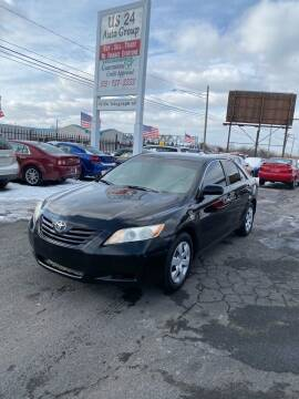 2009 Toyota Camry for sale at US 24 Auto Group in Redford MI
