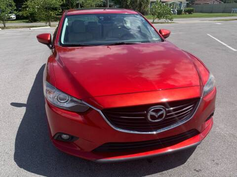 2015 Mazda MAZDA6 for sale at Consumer Auto Credit in Tampa FL