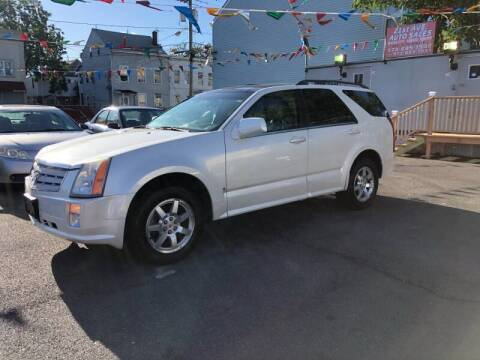 2008 Cadillac SRX for sale at 21st Ave Auto Sale in Paterson NJ