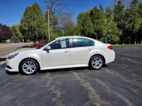 2013 Subaru Legacy for sale at Deals on Wheels in Oshkosh WI