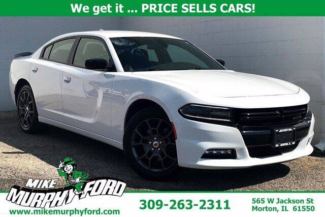 2018 Dodge Charger for sale at Mike Murphy Ford in Morton IL