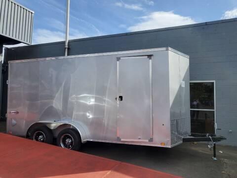 2022 Look Cargo Trailer LSCBA7.0X16TE2FE for sale at Siamak's Car Company llc in Salem OR