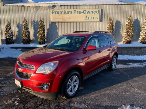 2013 Chevrolet Equinox for sale at PREMIUM PRE-OWNED AUTOS in East Peoria IL