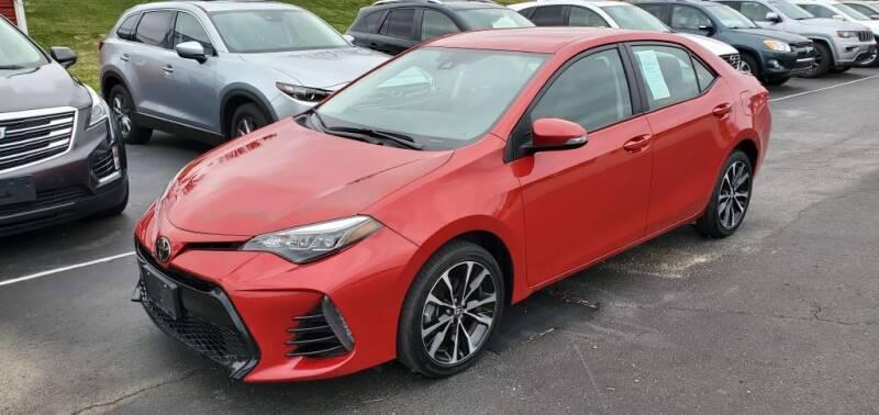 2018 Toyota Corolla for sale at Gallia Auto Sales in Bidwell OH