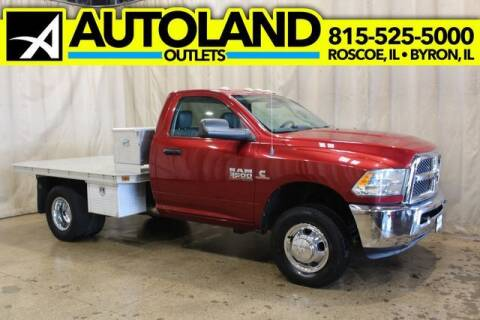 2013 RAM Ram Chassis 3500 for sale at AutoLand Outlets Inc in Roscoe IL