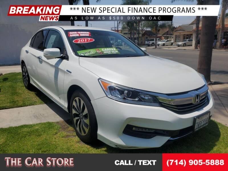 2017 Honda Accord Hybrid for sale in Santa Ana, CA