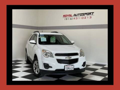 2010 Chevrolet Equinox for sale at Royal AutoSport in Sacramento CA