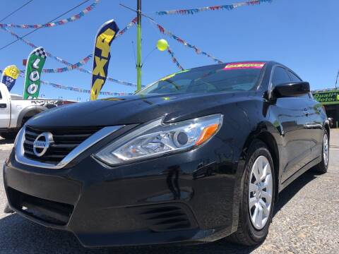 2016 Nissan Altima for sale at 1st Quality Motors LLC in Gallup NM