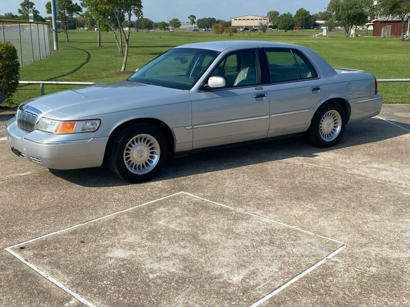 2000 Mercury Grand Marquis for sale at M A Affordable Motors in Baytown TX