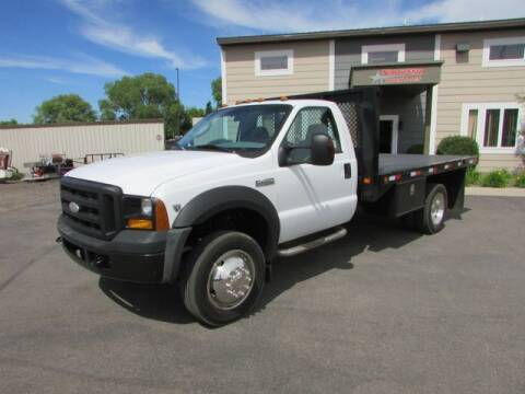 2007 Ford F-450 Super Duty for sale at NorthStar Truck Sales in Saint Cloud MN