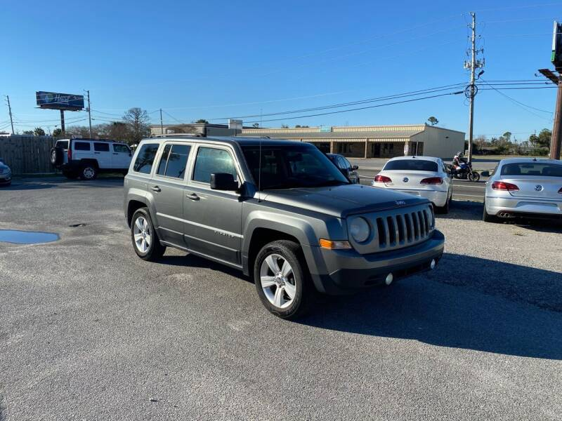 2012 Jeep Patriot for sale at Lucky Motors in Panama City FL