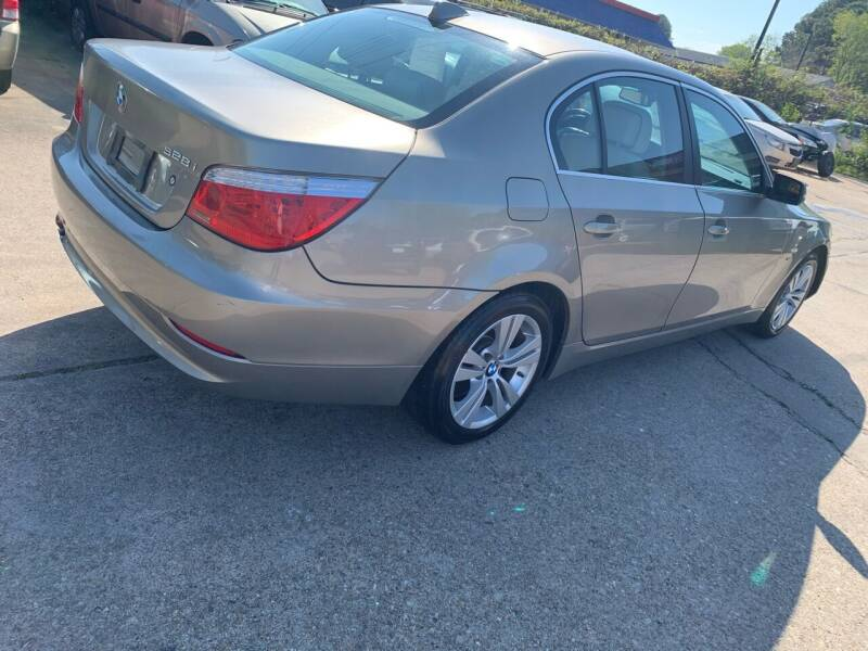 2009 BMW 5 Series for sale at Whites Auto Sales in Portsmouth VA