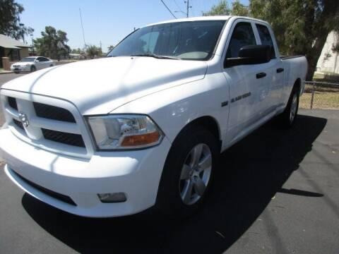 2012 RAM Ram Pickup 1500 for sale at DORAMO AUTO RESALE in Glendale AZ