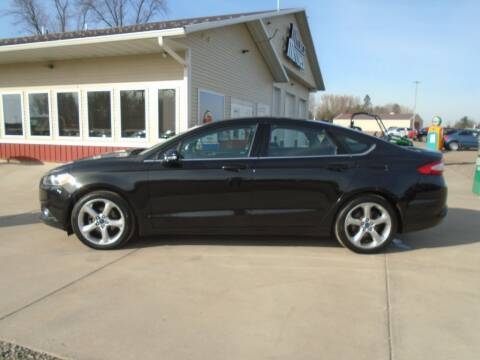 2014 Ford Fusion for sale at Milaca Motors in Milaca MN