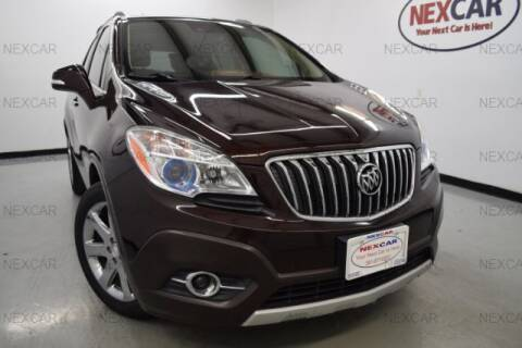 2014 Buick Encore for sale at Houston Auto Loan Center in Spring TX
