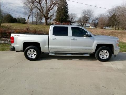 2015 Chevrolet Silverado 1500 for sale at HIGHWAY 12 MOTORSPORTS in Nashville TN