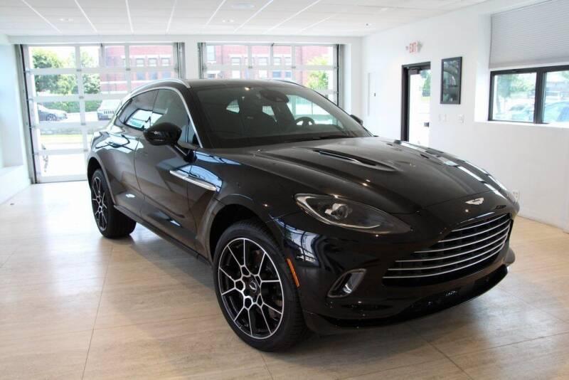 2021 Aston Martin DBX for sale in Summit, NJ