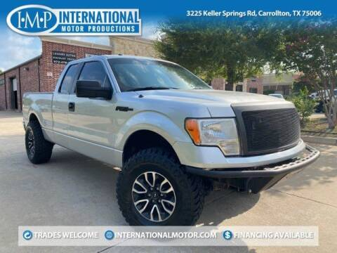2012 Ford F-150 for sale at International Motor Productions in Carrollton TX
