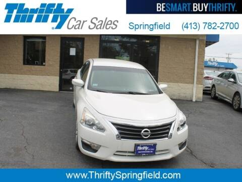 2014 Nissan Altima for sale at Thrifty Car Sales Springfield in Springfield MA