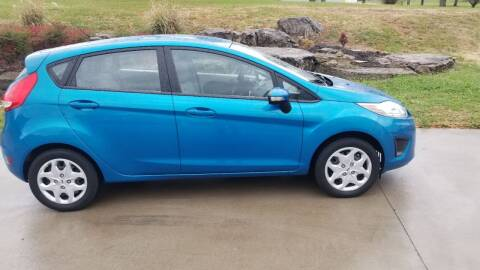 2013 Ford Fiesta for sale at HIGHWAY 12 MOTORSPORTS in Nashville TN