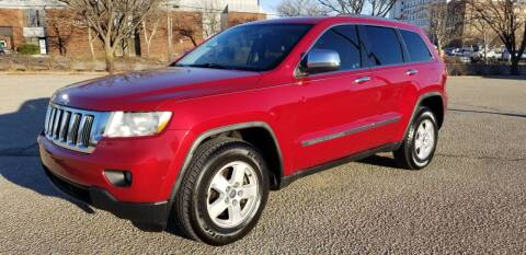 2011 Jeep Grand Cherokee for sale at JC Auto Sales LLC in Wichita KS