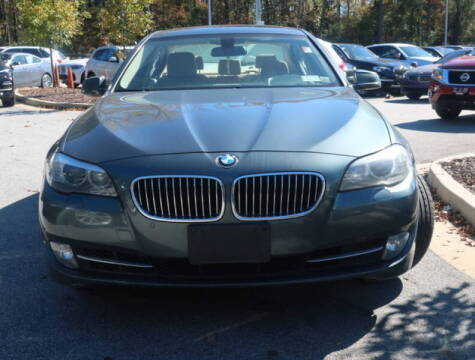 2013 BMW 5 Series for sale at Southern Auto Solutions - Georgia Car Finder - Southern Auto Solutions - BMW of South Atlanta in Marietta GA