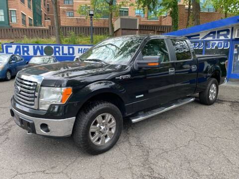 2012 Ford F-150 for sale at Car World Inc in Arlington VA
