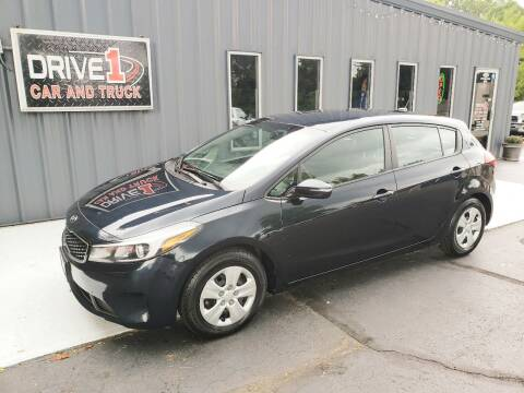 2017 Kia Forte5 for sale at Drive 1 Car & Truck in Springfield OH