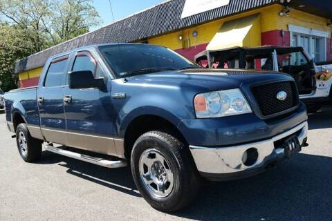 2006 Ford F-150 for sale at L & S AUTO BROKERS in Fredericksburg VA