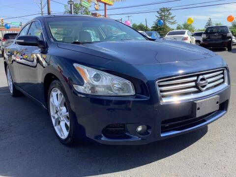 2014 Nissan Maxima for sale at Active Auto Sales in Hatboro PA