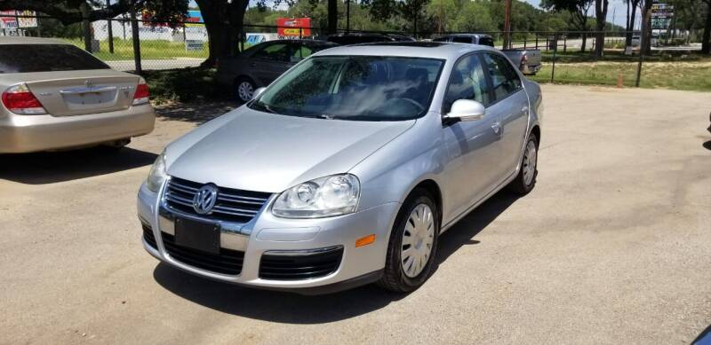 2009 Volkswagen Jetta for sale at STX Auto Group in San Antonio TX